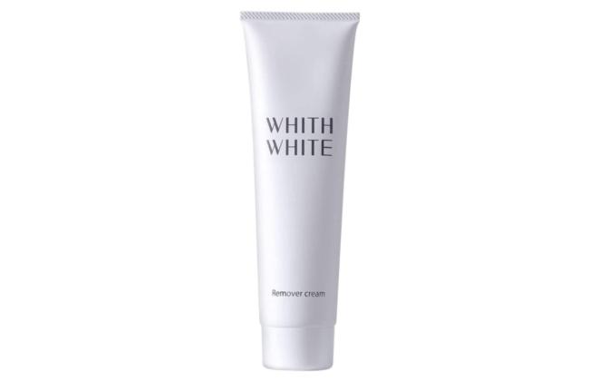 WHITH-WHITE-除毛クリーム